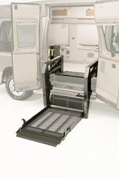 Wheelchair Lift Operation