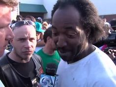 Best interview ever! Charles Ramsey interview, rescuer of Amanda Berry, Gina DeJesus and Michelle Knight in Cleveland. Pretty White Girls, Girl Running, Faith In Humanity, Hilarious, Funny, Make Me Smile, Just In Case, I Laughed
