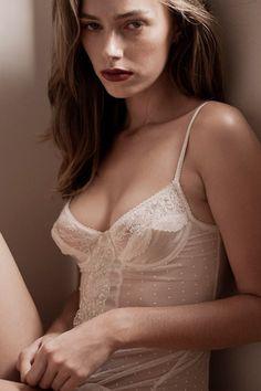 Sally Jones Lingerie S/S 2014
