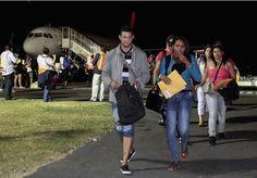Cubanos en C. Rica volarán directamente a México #Reggaeton #Music #DownloadMusic #Noticias #MusicNews