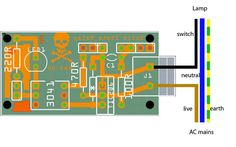 Small Triac Switch