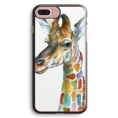Giraffe Colourful Apple iPhone 7 Plus Case Cover ISVC150