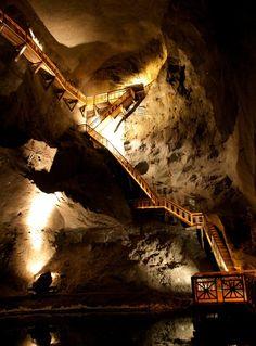 Wieliczka Salt Mine - Krakow, Poland