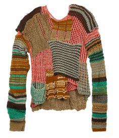 Recycle Jumper Multicolour