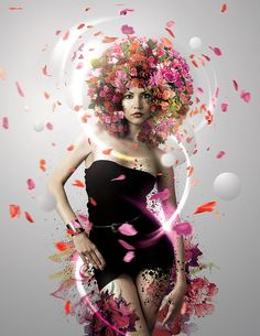 Tutorial for Advanced Photoshop #Tutorials #Art via Behance