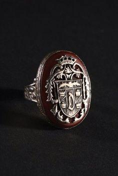 Count Dracula ring