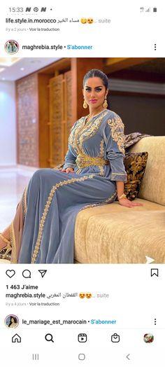 Caftans, Motifs, Moroccan, Sari, Culture, My Style, Modern, Clothes, Fashion