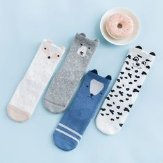 fc574128777 Find More Socks Information about 2016 Wholesale 1 8 Years Children Kids  Knee Socks Colorful Cute Dots Lovely Girls Socks Candy Color Cotton …