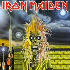 Iron Maiden picture LP – Knick Knack Records