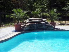 in ground pools - Google Search