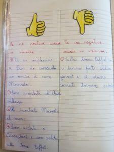 Quaderni di italiano classe quarta maestrasabry for Maestra carmelina classe seconda