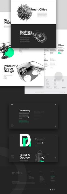Meta — Visual Identity on Behance