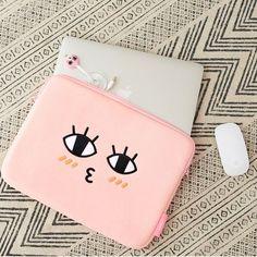 Kakao Friends Official Goods Apeach Laptop Pouch Case Bag 13 inch GKKF0119 #KakaoFriends