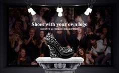 Design your own shoes at CHIKO Shoes with Your Own Logo