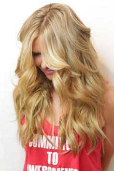 ginger hair extensions and color dkwstyling.com