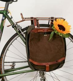 Swiss Military Bicycle Pannier