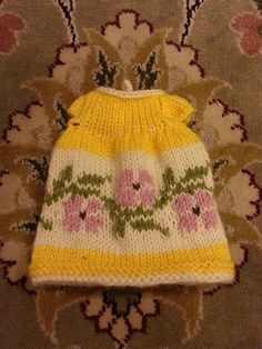 Ravelry: Knitshizzle's Dresses for Little Cotton Rabbits