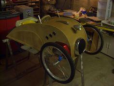 Ma 1ère voiture en bois électrique ! pour mes enfants. stephaneguilloux.com