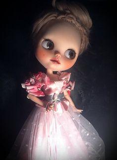 Alexandrina ...customized by Gerakina Dolls; her outfit is Barbie Rose/Garden of Flowers (from peaknpoke)
