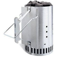 BEST PRICE Weber Rapidfire Chimney Starter, BBQ Grill Accessory, 7416 * For more information, visit image link.
