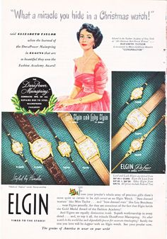 Elizabeth Taylor, this is a good source for vintage illustrations, ads, and paper ephemera. #vintage illustrations, vintage images