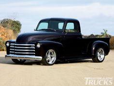 1950 Chevy Pickup Truck Custom Front Bumper