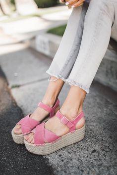 Platform Sandals Under a $100 | Hello Fashion
