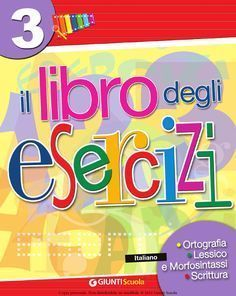 libro degli esercizi 3 rosso by ELVIRA USSIA