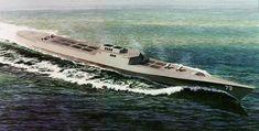 secret ships | DD(X) Future Stealth Destroyer., page 1