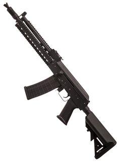 CYMA - AK Tactical Full Metal Rifle - Black