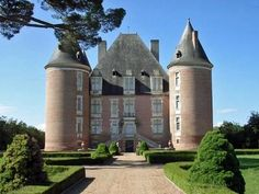12 Bedroom Castle in Toulouse, France