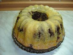 Slovak pound cake - babovka (one of my Dad's favorites)
