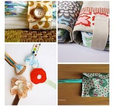 Good gift ideas. Baby items to sew-from mama gear/clothes, to accessories--everything! : )