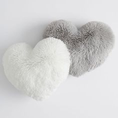 Home is where the heart is. Our cuddly pillow features super-plush faux fur on all sides, and it's filled with love. Pottery Barn Bedrooms, Pottery Barn Teen, Pottery Barn Pillows, Cute Pillows, Fluffy Pillows, Throw Pillows, Pillows On Bed, Fluffy Bedding, Throw Blankets