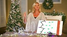 Decorating with Lights: Holiday Decorating Tips From Debbie Travis -