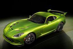 The Top 5 Dodge Viper Secrets | Progressive