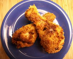 fried chicken | Oven fried chicken thigh recipes
