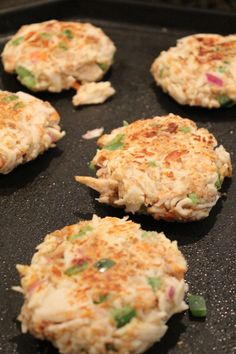 Stilettos and Diapers: Clean Eating: Crab Cakes