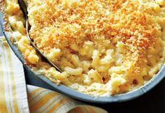 Recette Gratin de macaronis aux trois fromages - Coup de Pouce