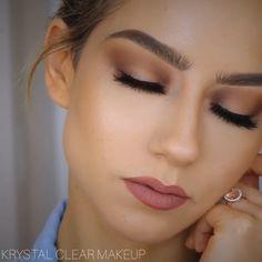 Simple daily makeup tutorial - Make-up Anleitung - Make up augen Make Up Tutorial Contouring, Makeup Tutorial Step By Step, Easy Makeup Tutorial, Makeup Tutorial For Beginners, Make Up Tutorials, Everyday Makeup Tutorials, Simple Everyday Makeup, Simple Makeup, Natural Makeup