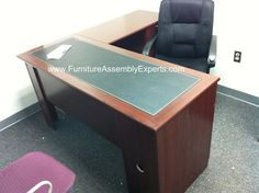 IKEA Micke Desk training assembled by Furniture Assembly Experts