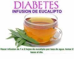 Eucslipto para combatir diabetes