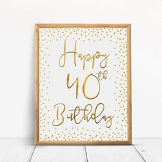 Items similar to Happy Birthday Sign, Cheers to 60 Years, Anniversary Sign, Confetti Gold Birthday Party Decoration, Birthday décor on Etsy Happy 80th Birthday, Birthday Cheers, Gold Birthday Party, Happy 40th, Birthday Ideas, Birthday Photo Collage, 21st Birthday Checklist, 21st Birthday Decorations, As You Like