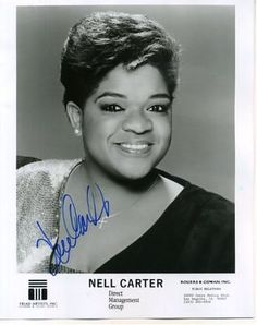 Nell Carter is one of television's most iconic figures, having carved out her place in history with the 1980s hit sitcom, Gimme A Break. Accomplished as an actress on Broadway,on television, and in film, Carter established herself as a superstar with her film debut in 1979's blockbuster rock musical,Hair.