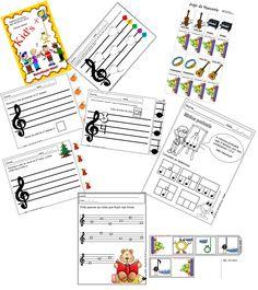 ATIVIDADES DE EDUCAÇÃO INFANTIL  E MUSICALIZAÇÃO INFANTIL: KID'S +