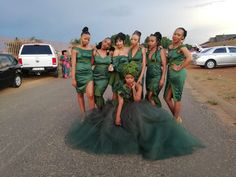Green gown, most beautiful bride Beautiful Bride, Most Beautiful, Green Gown, Wedding Gowns, Africa, Bridesmaid Dresses, Fashion, Green Dress, Homecoming Dresses Straps