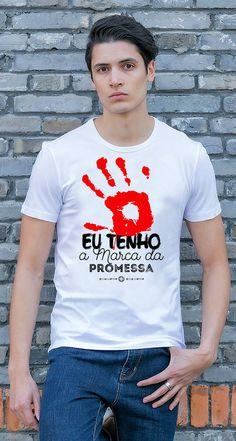 Camiseta Marca da Promessa