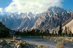 Passu Pakistan || Karakoram Highway, highest road In the world