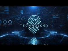 Technology (Videohive After Effects Templates) After Effects Templates, After Effects Projects, Finger Scan, Optical Flares, Text Icons, Still Frame, Game Ui Design, Technology Wallpaper, Web Layout