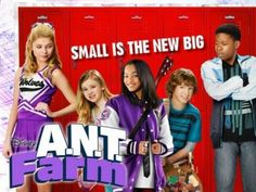 Star on a Disney channel show or have my own